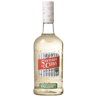 RON SANTIAGO DE CUBA CARTA BLANCA 0,70 L. - Ron