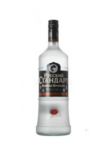 VODKA RUSSIAN STANDARD ORIGINAL 1 L.