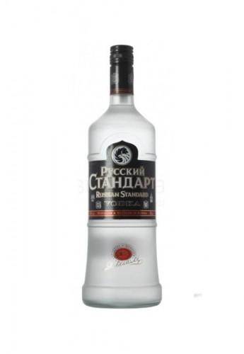 VODKA RUSSIAN STANDARD ORIGINAL 1 L.