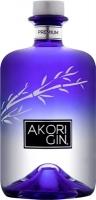 GIN AKORI PREMIUM 0.70 L. - Ginebra
