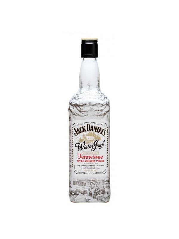 JACK DANIELS WINTER APPLE PUNCH 0,70 L. - Kentucky Whisky