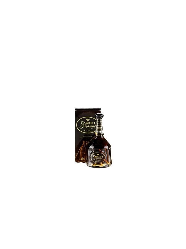 CARLOS I IMPERIAL 0,70 L. - Brandy de Solera