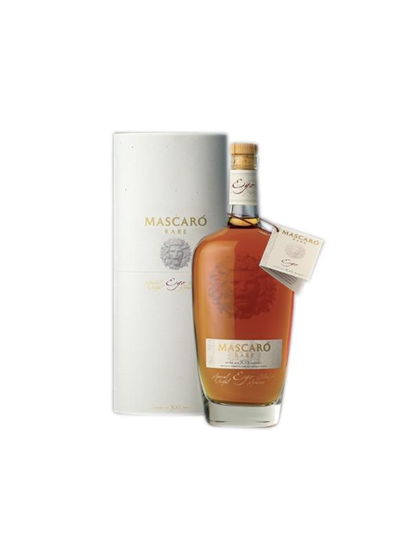 MASCARO RARE EGO X.O. 0,70 L. - Brandy Extra Viejo