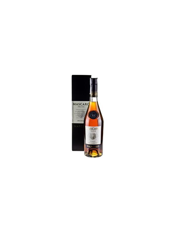 MASCARO NARCIS 0,70 L. - Brandy de Solera