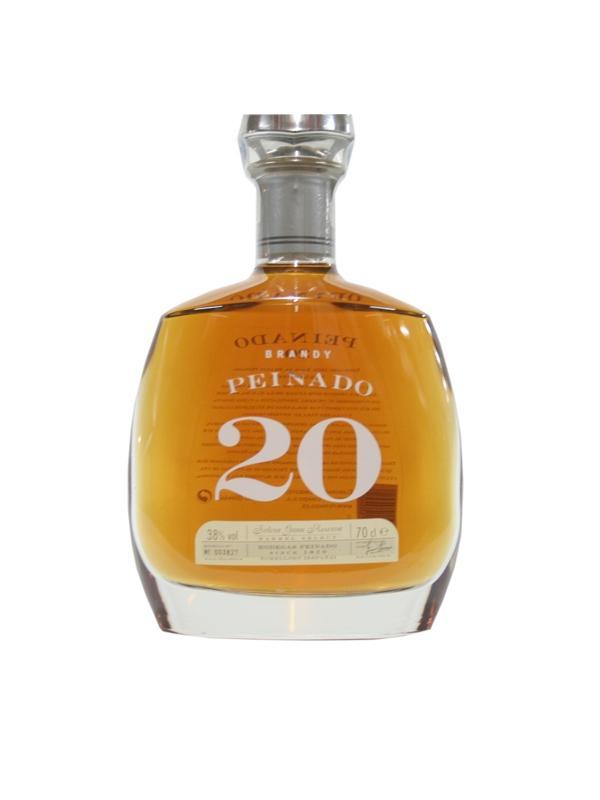 PEINADO SOLERA 20 AÑOS 0,70 L. - Brandy de Solera
