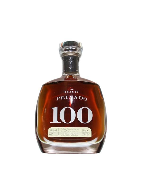 PEINADO SOLERA 100 AÑOS 0,70 L. - Brandy de Solera