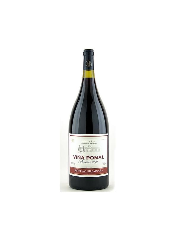 VIÑA POMAL RESERVA  MAGNUM 1.5 L. - D.O. Rioja Tinto