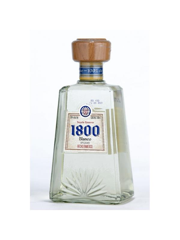 TEQUILA 1800 BLANCO 0.70 L.