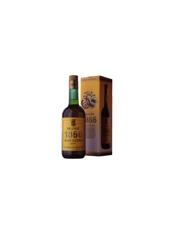 LARIOS 1866 0,70 L. - Brandy de Solera