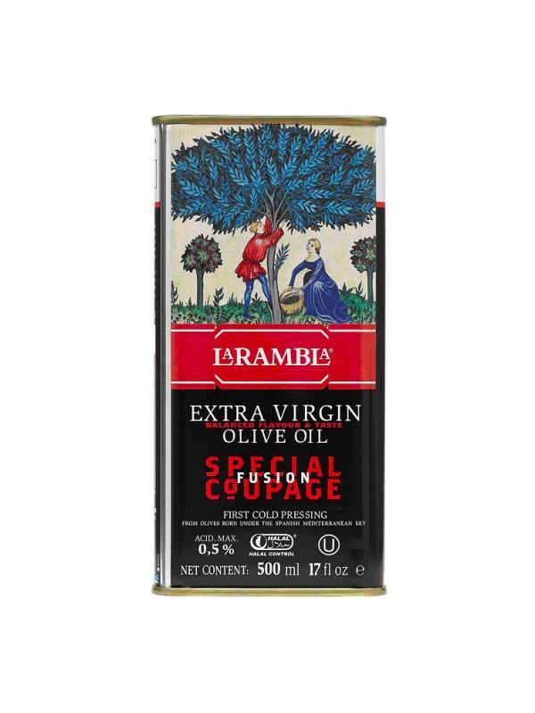 ACEITE LA RAMBLA LATA 0.5 L. - Aceite de Oliva
