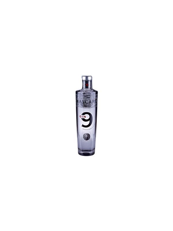 GIN 9 MASCARO 0,70 L.
