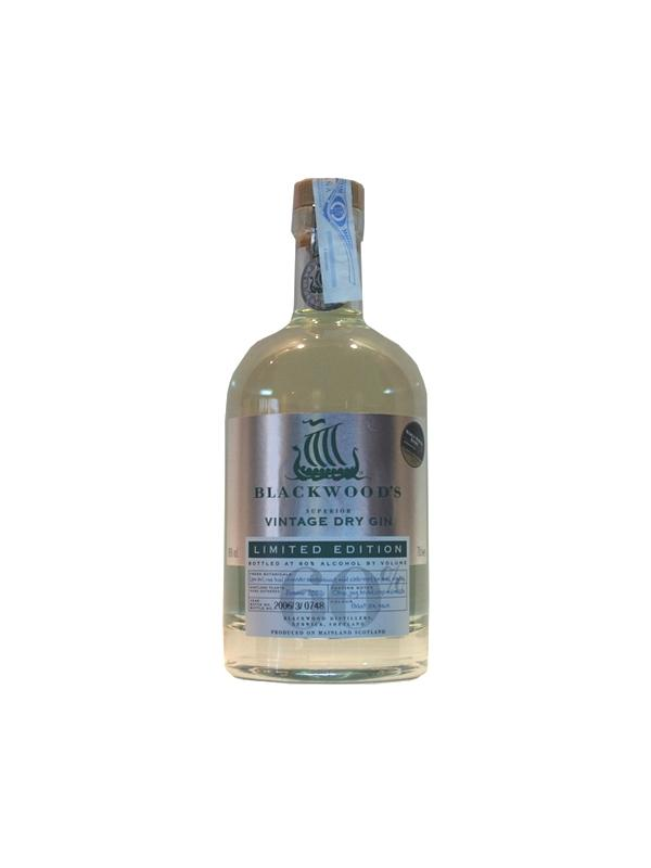 GIN BLACKWOODS STRONG 60º 0,70 L.