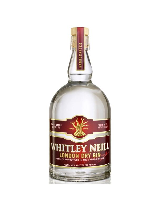GIN WHITLEY NEILL LONDON DRY GIN 0,70 L.