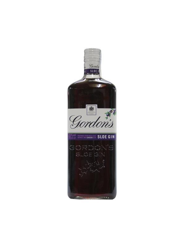 GIN GORDONS SLOE BERRIES 0,70 L. - Ginebra