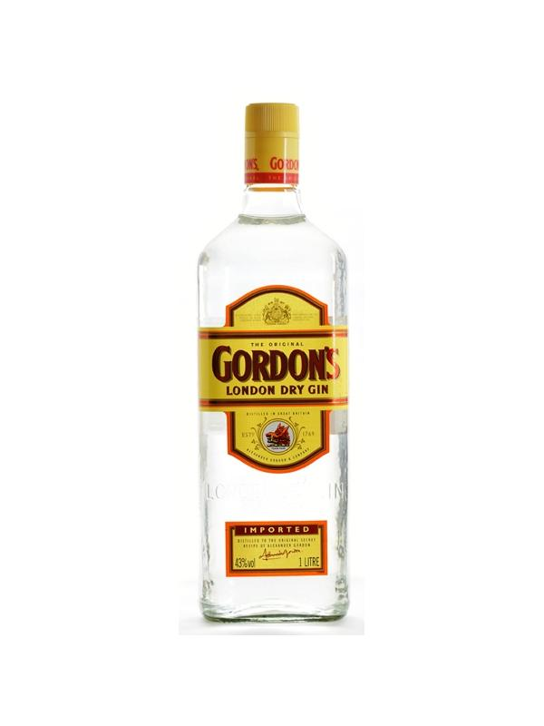GIN GORDONS 1L. - Ginebra