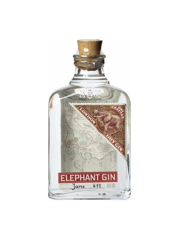 GIN ELEPHANT 0.50 L. - London Dry Gin hecha en Alemania