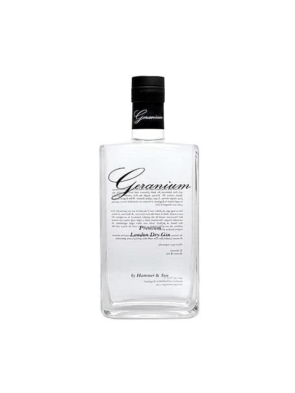 GIN GERANIUM 0,70 L.