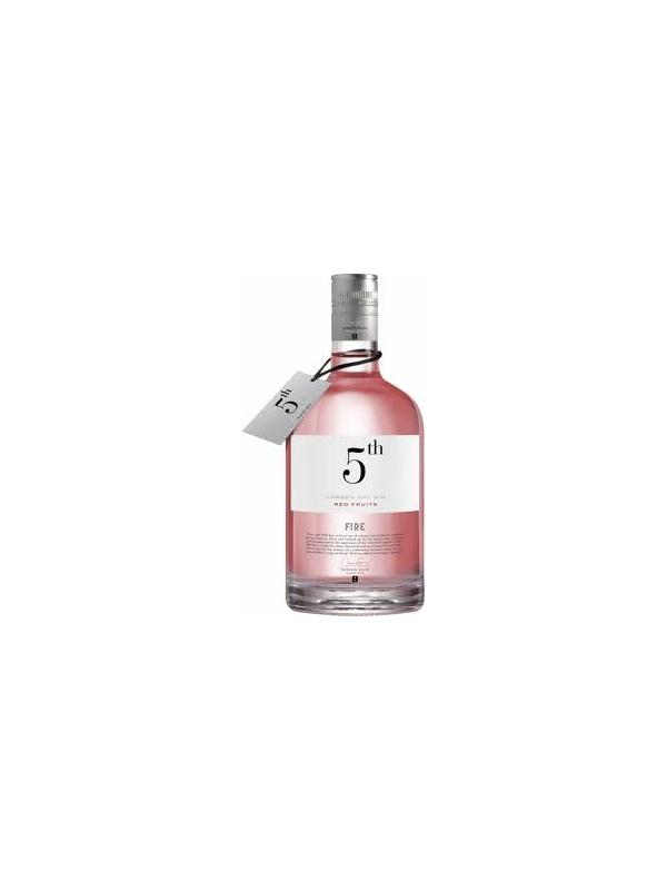 GIN 5 TH RED FRUITS -FIRE- 0.70 L.