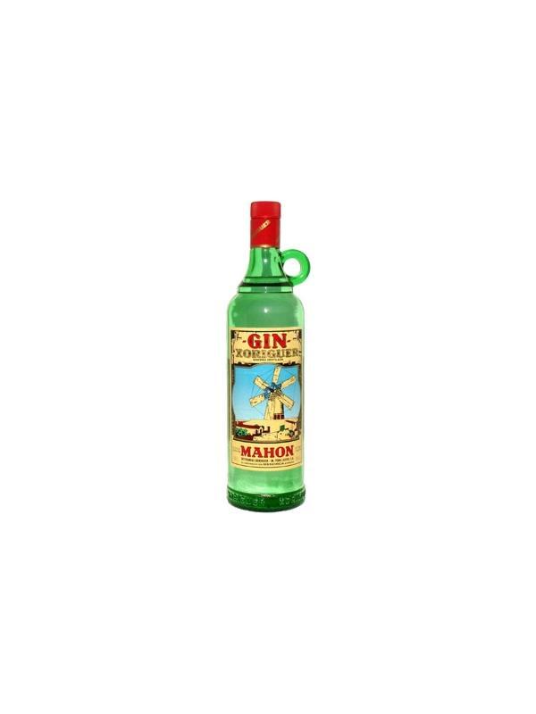 GIN XORIGUER FRASCO VERDE 0.70 L - Ginebra de Menorca