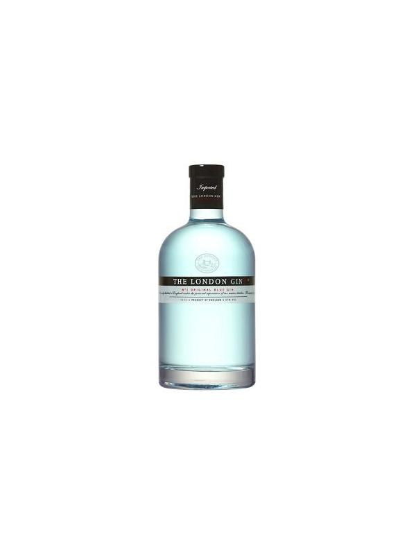 GIN LONDON ORIGINAL BLUE GIN 0,70 L.