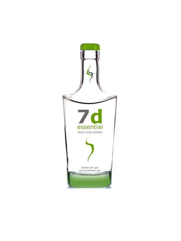 GIN 7D ESSENTIAL 0,70 L.