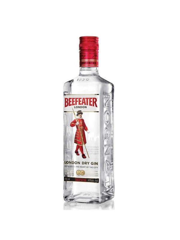GIN BEEFEATER 1L. - Ginebra