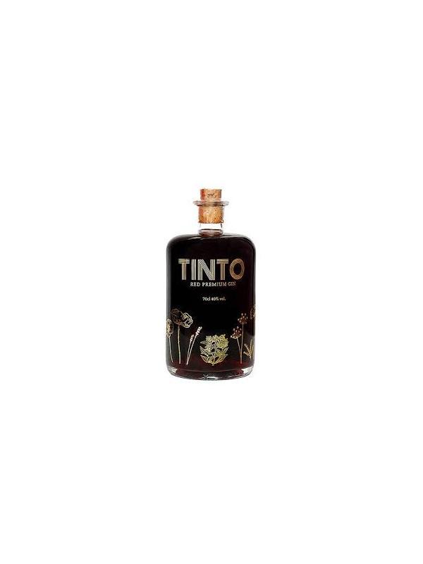 GIN RED PREMIUM TINTO 0.70 L. - Ginebra de Portugal