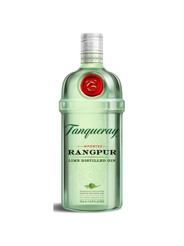 GIN TANQUERAY RANGPUR 0.70 L. - Ginebra Inglesa