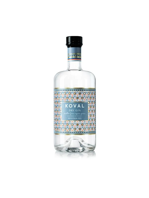 GIN KOVAL DRY 0.70 L. - USA CHICAGO GIN