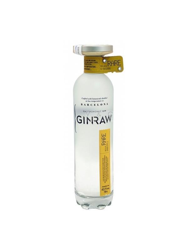 GIN GINRAW 0.70 L. - Ginebra Gastronómica de Barcelona
