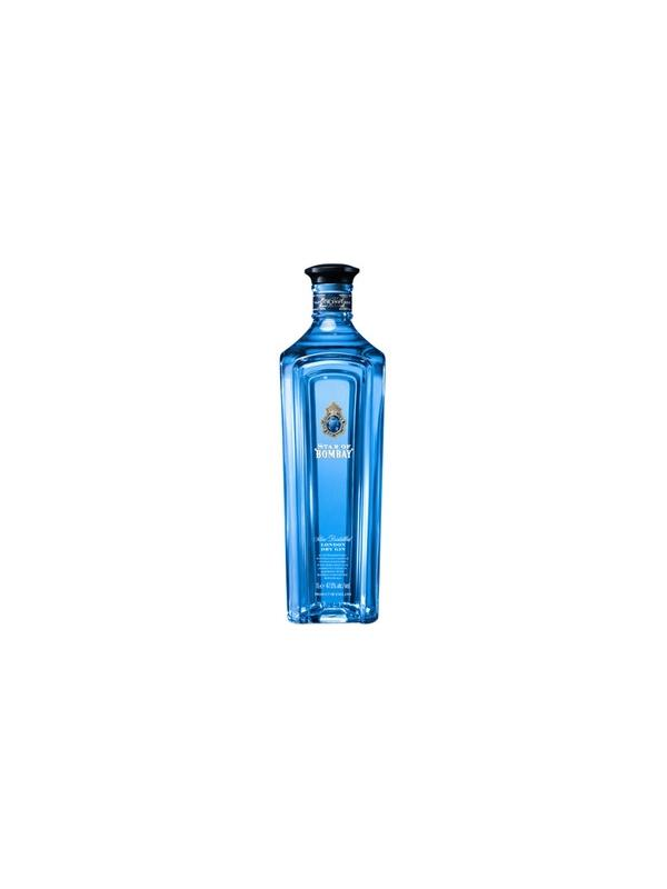 GIN BOMBAY STAR 0.70 L. - Super-Premium London Dry Gin
