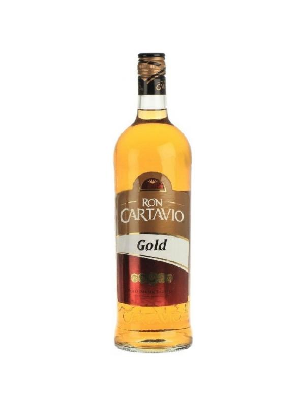 RON CARTAVIO GOLD 0.70 L. - Ron