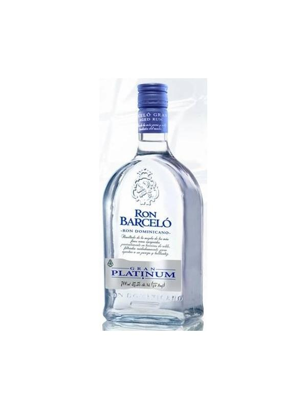 RON BARCELO GRAN PLATINUM 0,70 L. - Ron