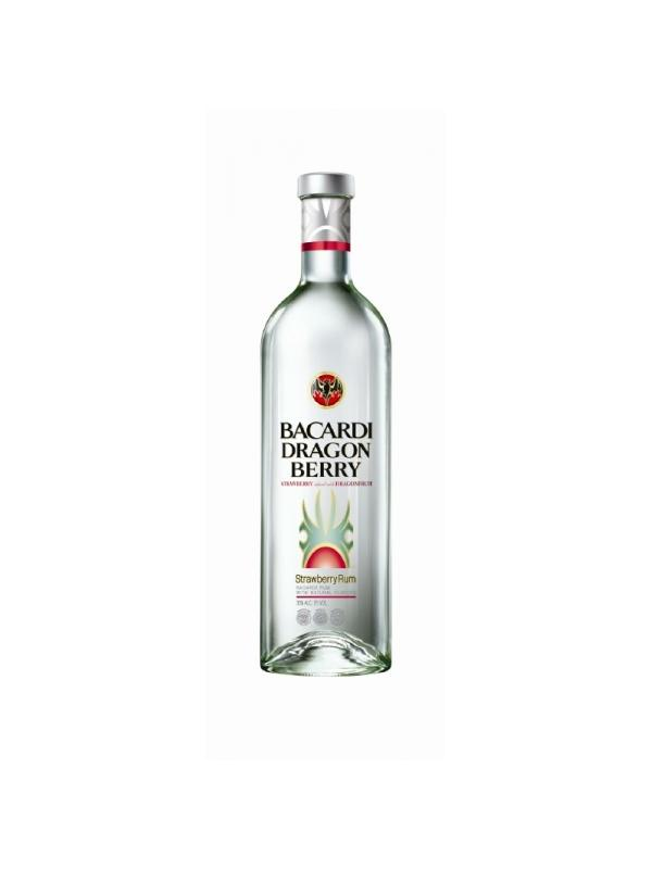 RON BACARDI DRAGONBERRY 1L.