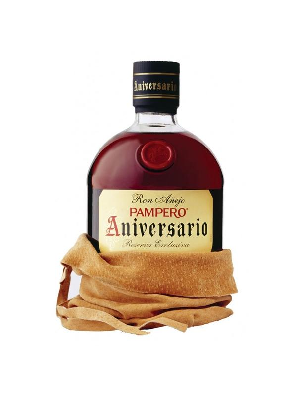RON PAMPERO ANIVERSARIO 0,70 L. - Ron de Venezuela