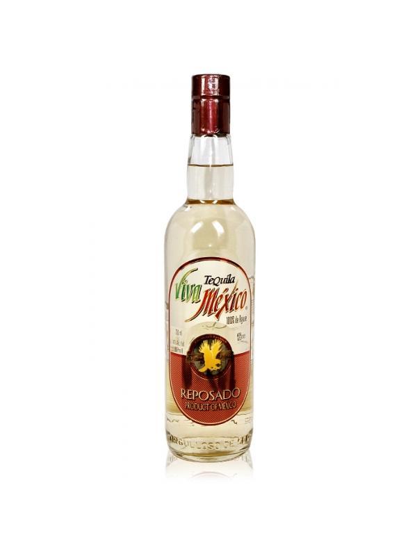 TEQUILA VIVA MEXICO REPOSADO 0.70 L. - Tequila