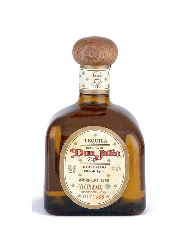 TEQUILA DON JULIO REPOSADO 0,70 L.