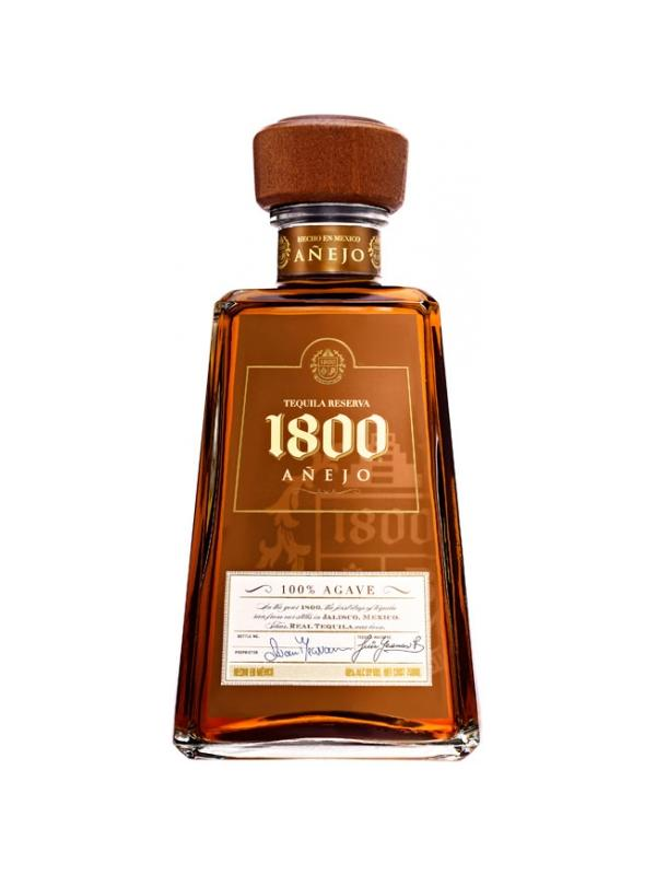 TEQUILA 1800 AÑEJO 0.70 L. - Tequila de México