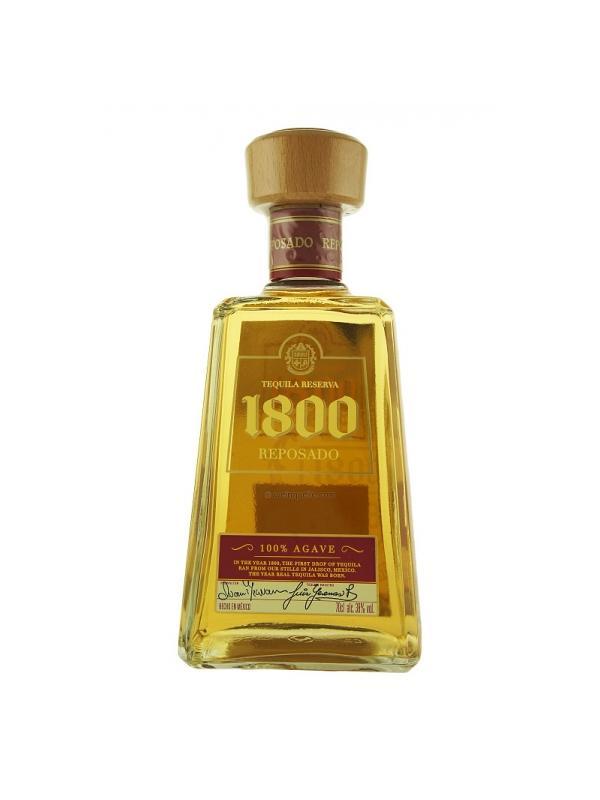 TEQUILA 1800 REPOSADO 0.70 L. - Tequila de México