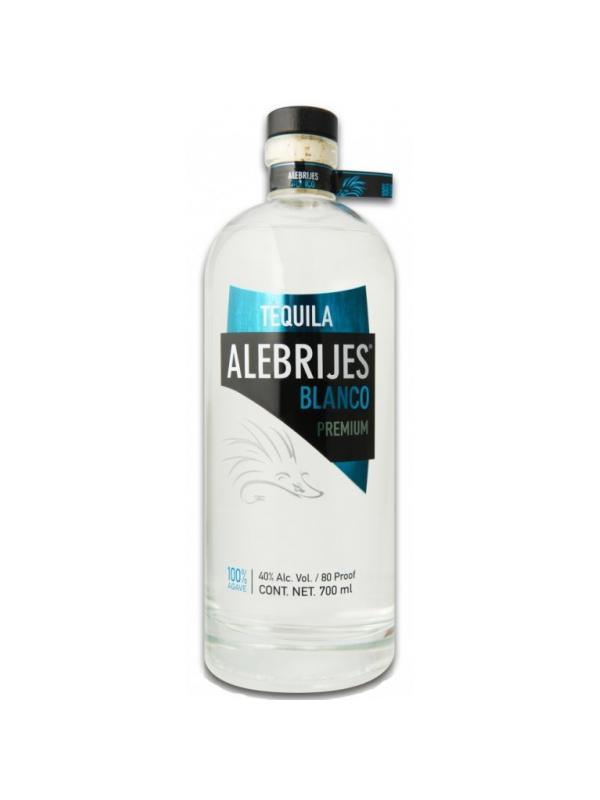 TEQUILA ALEBRIJES BLANCO PREMIUM 0.70 L. - Tequila de México