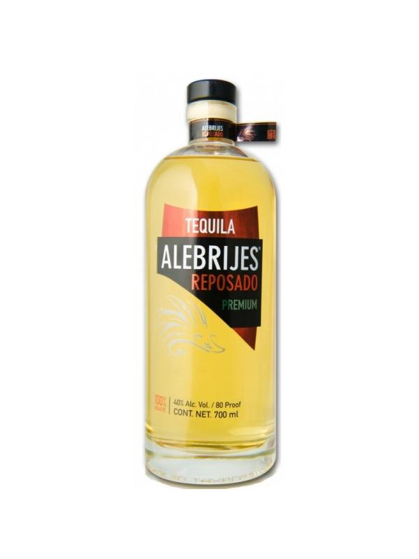 TEQUILA ALEBRIJES REPOSADO PREMIUM 0.70 L. - Tequila de México