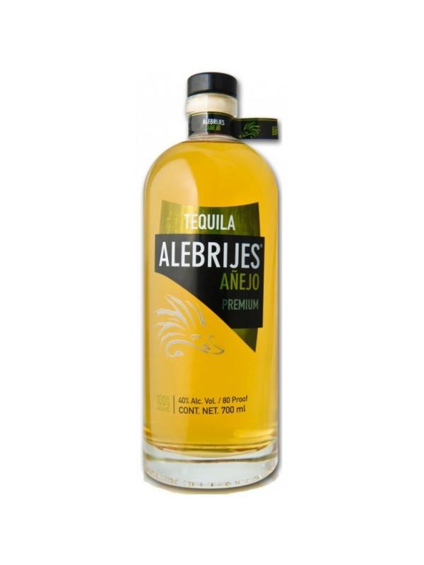 TEQUILA ALEBRIJES AÑEJO PREMIUM 0.70 L. - Tequila de México