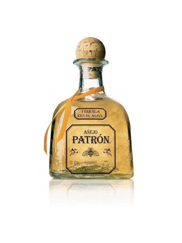 TEQUILA PATRON AÑEJO 0.70L. - Tequila de México