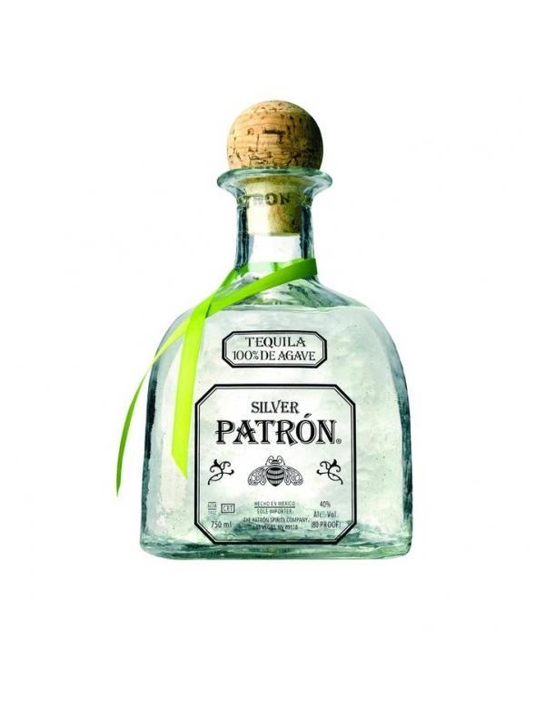 TEQULA PATRON SILVER 0.70L. - Tequila de México