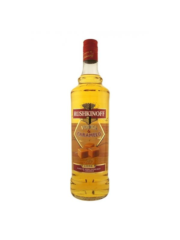 VODKA RUSHKINOFF CARAMELO 1 L. - Vodka