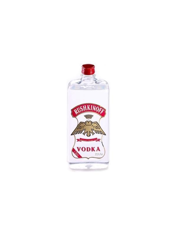 VODKA RUSHKINOFF PET PLAS 1 L. - Vodka