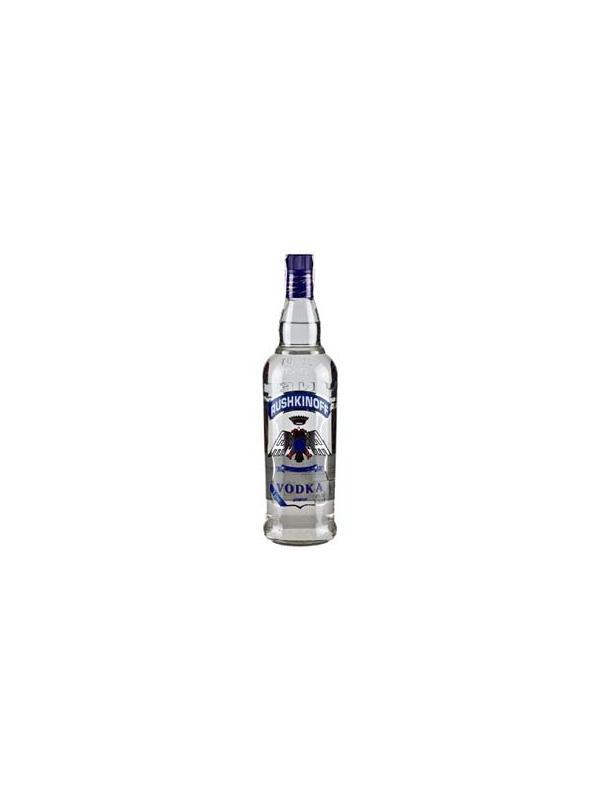 VODKA RUSHKINOFF AZUL 1 L. - Vodka