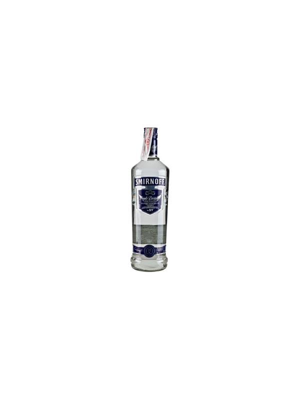 VODKA SMIRNOFF AZUL 50º 1 L. - Vodka de 50 º