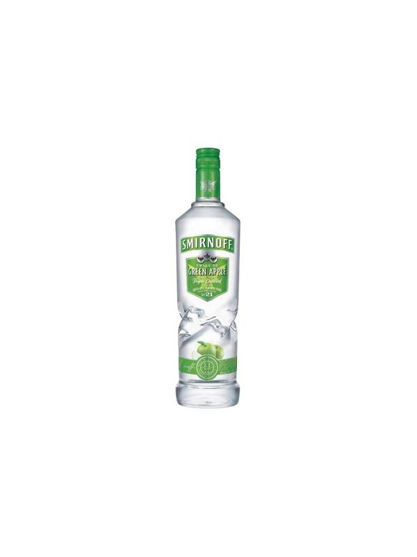SMIRNOFF GREEN APPLE TWIST 1 L. - Vodka