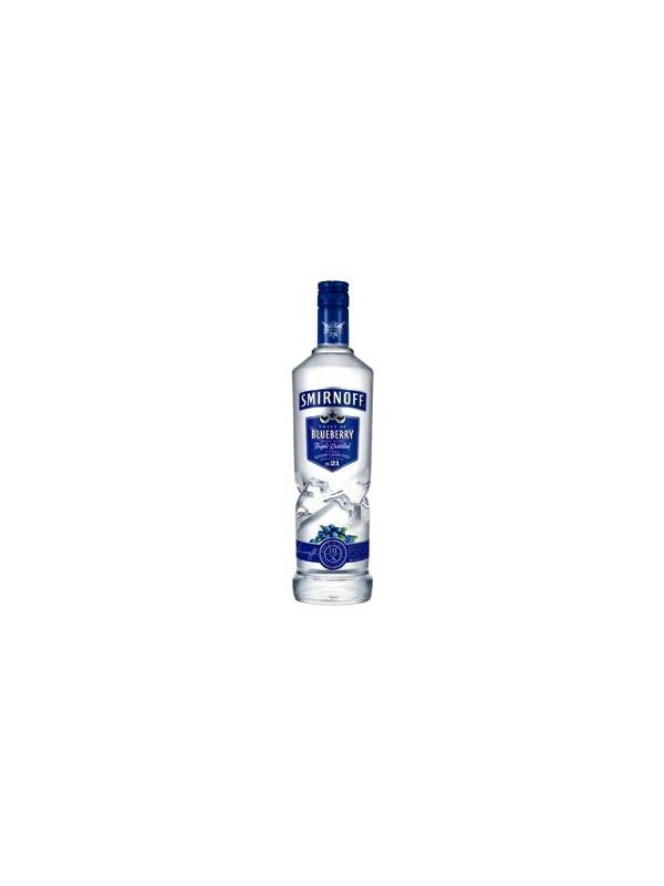 VODKA SMIRNOFF BLUEBERRY TWIST 1 L. - Vodka con blueberry